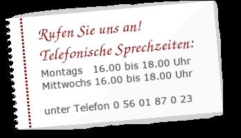 Praxisgemeinschaft Strieder - Kontaktdaten